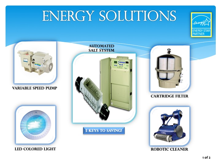 Energy Solutions Pool Package